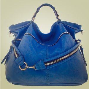 Melie Bianco Vegan Slouchy Fergie Oversized Bag